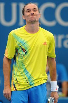 Alexandr Dolgopolov - Brisbane International - Day 6