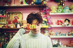 Noticias K-POP: Ryeowook revela mais imagens teaser para seu debut...