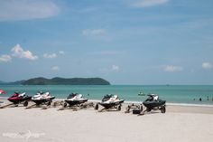 Langkawi is an island off the coast of northwestern Malaysia. Here are 10 of the best things to do in Langkawi - water sports, history, food, and culture. Ski Touring, Jet Ski, Water Sports, Hong Kong, Skiing, Things To Do, Coast, Tours, Island