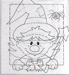 ŐSZ ősz - Klára Balassáné - Λευκώματα Iστού Picasa Moldes Halloween, Bricolage Halloween, Theme Halloween, Halloween Crafts, Diy And Crafts, Crafts For Kids, Paper Crafts, Applique Patterns, Quilt Patterns