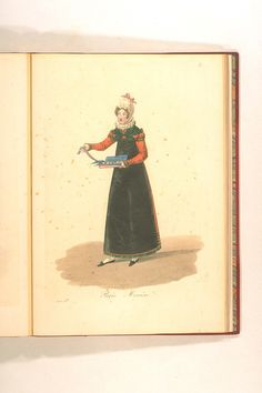 Digital Archive of Rare Materials Mercier, Digital Archives, Beautiful Dream, Fashion Plates, 17th Century, Daydream, Empire, Romantic, Antiques