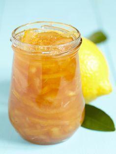 Confiture de citron : Recette de Confiture de citron - Marmiton