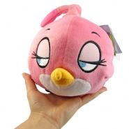 Unzip me, turn me inside out and discover your inner bird! Do you have a rare reversible? The cute and bubbly pink bird captures the pesky pigs in bubbles that make them float up in the air. Angry Birds, Pink Bird, Cute, Kawaii