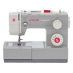 A máquina de costura Singer Doméstica Facilita Pro 4411