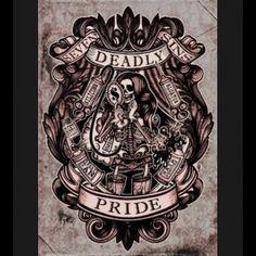 Pride, Print by Se7en Deadly - SBTT