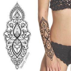46 Awesome Mandala Tattoo Designs To Get Inspired body art tattoos, mandala tatt. - 46 Awesome Mandala Tattoo Designs To Get Inspired body art tattoos, mandala tatt…, - Mandala Tattoo Design, Dotwork Tattoo Mandala, Henna Tattoo Designs, Mandala Tattoo Sleeve, Designs Mehndi, Hamsa Design, Design Tattoos, Hamsa Tattoo, Tattoo Motive