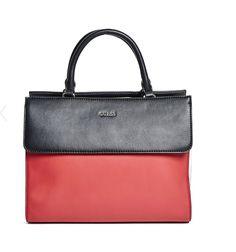 48195027b13a9 GUESS TULSA SATCHEL RED MULTI BAG TOTE HANDBAG BAG