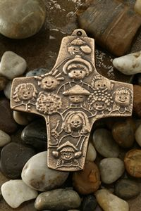 Crosses Decor, Wall Crosses, Bronze Gifts, Religion, Celebration Around The World, Sacred Symbols, The Kingdom Of God, Inspirational Gifts, Lion Sculpture