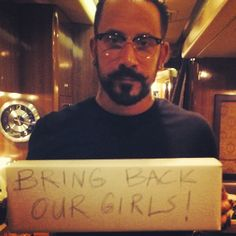 #bringbackourgirls ! Real men don't buy girls! #Padgram