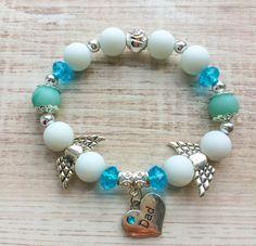 bracelet Beaded Bracelets, Charmed, Jewelry, Fashion, Moda, Jewlery, Jewerly, Fashion Styles, Pearl Bracelets