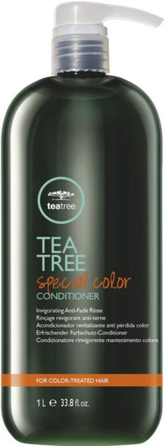 Protect your hair color while gently cleansing away dirt, oil and impurities with Tea Tree Special Color Shampoo. Formulated with refreshing pure plant botanicals. Honey Brown Hair, Brown Ombre Hair, Brown Hair Balayage, Hair Highlights, Red Hair, Bright Blue Hair, Hair Color Blue, Unnatural Hair Color, Color Shampoo