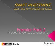 Premier Park 2 - commercial arcade - SOHO