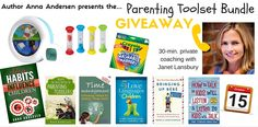 Parenting Toolset GiVEAWAY Enter Now to Win Over $210 Worth Of Gadgets, Coaching & Books!