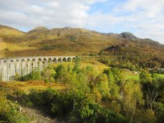 Glenfinnan Viaduct (as seen on Harry Potter)