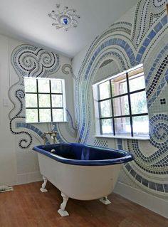 bathroom mosaic - Bathroom Ideas Mosaic