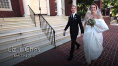 Liz and Chris' CinemaCake Film Dave Williams, Philadelphia Wedding, Formal Dresses, Wedding Dresses, Filmmaking, Reception, Cinema, Photography, Fashion