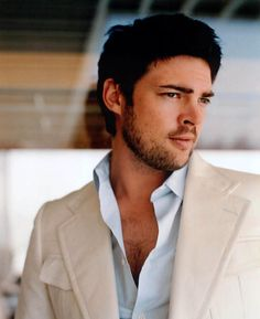 "Imbd say's ""His trademark is his deep commanding voice."" Umm... yeah, I would take a command or two from Karl Urban"