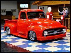1953 Ford F100 Pickup    #MecumHouston