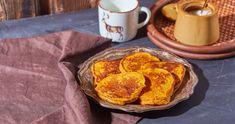 Sütőtökös amerikai palacsinta recept   Street Kitchen Fall Recipes, French Toast, Muffin, Breakfast, Food, Street, Kitchen, Morning Coffee, Cooking