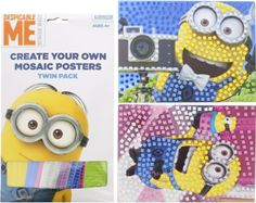 Who doesn't love Minions! They are so cute! Join to #win some of them for your kids now