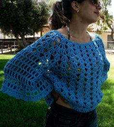 Crochet+Halter+Top+Pattern | cloths patterns  (Crochet)