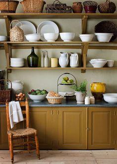 My Paradissi: Honey kitchen love