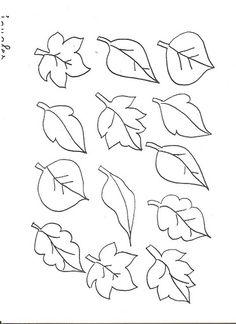 Malvorlagen Blätter Ausmalbilder 2 Zeichnen Blatt