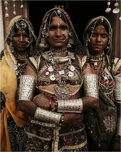 For almost 1,000 years, the Rabari have roamed the deserts and plains of what is today western India. It is believed that this indigenous group, with a peculiar Persian physiognomy, migrated from the Iranian plateau more than a millennium ago. The Rabari are now found largely in Gujarat and Rajasthan