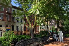 Greenwich Village, Christopher Park
