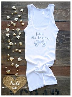 Personalized Future Mrs.Tank Top On Sale