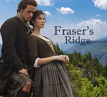 Jamie & Claire on Fraser's Ridge by Voyager Outlander, Outlander Tour, Outlander Show, Outlander Knitting, Outlander Season 4, Sam Heughan Outlander, Claire Fraser, Jamie And Claire, Jamie Fraser