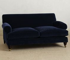 Anthropolgie Willoughby Settee/Remodelista