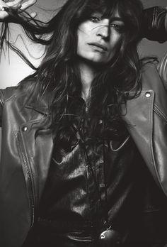 Caroline de Maigret fotografíada por Damon Baker.