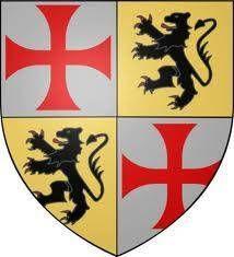 Escudo de armas de Gerard de Ridefort