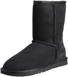 UGG Australia Women's Classic Short Sheepskin Boot >>> For more information, visit now : Men's Shoes
