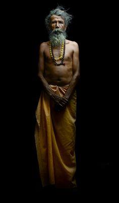 Denis Rouvre . Sadhu . Prem Giri
