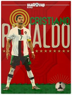 You can find Ronaldo and more on our website. Good Soccer Players, Tennis Players, Portugal Soccer, Soccer Poster, Cristiano Ronaldo Cr7, Euro 2012, Evolution T Shirt, Vintage Football, Trx