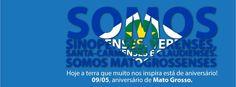 Grupo Sinop - Aniversário de Mato Grosso