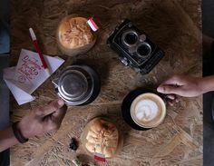 Coralian coffee shop