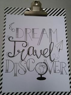 DREAM TRAVEL DISCOVER