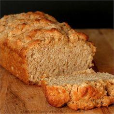 Homemade Hearty Beer Bread