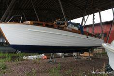 Omavalmiste Pirtuvene moottorivene 1950 - Nettivene
