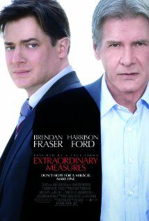 Extraordinary Measures, 2010 - Two of my favorite leading men