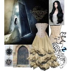 Effigia Additum - (Dress Like) Amy Lee by lylia on Polyvore