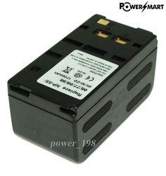Battery for Sony NP-68,NP-77,NP-77H,NP-77HD,NP-78,NP-98 CCD-TR4,CCD-TR5,CCD-TR6 #PowerSmart