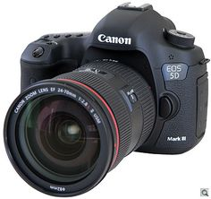 New Canon 5D MKIII