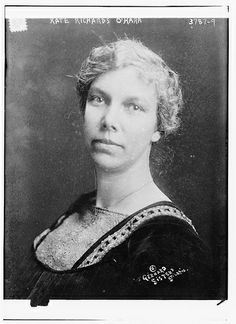 """Kate Richards O'Hara (LOC) """"Carrie Katherine """"Kate"""" Richards O'Hare (1877–1948) was an American Socialist Party activist, editor, and orator best known for her controversial imprisonment during World War I."""" [between ca. 1915 and ca. 1920]"""
