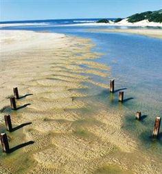 Little Brak Beach - Mossel Bay. BelAfrique your personal travel planner - www.BelAfrique.com