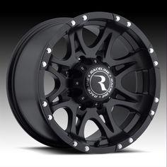 Find Raceline Wheels Raptor Black Wheels 981-68060 and get Free Shipping on…