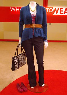What Not to Wear: The Rules: What Not To Wear: TLC  Curvy casual wear
